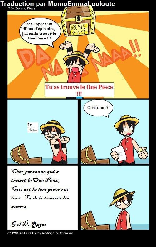 Pauvre Luffy ^^