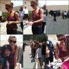 o1 Juin : D'anciennes photos d'Ashley avec ses fans viennent d'apparaitrent.