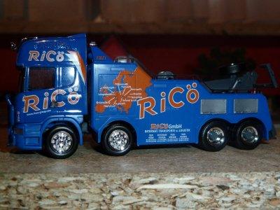 Dépanneuse Scania R TL Ricö