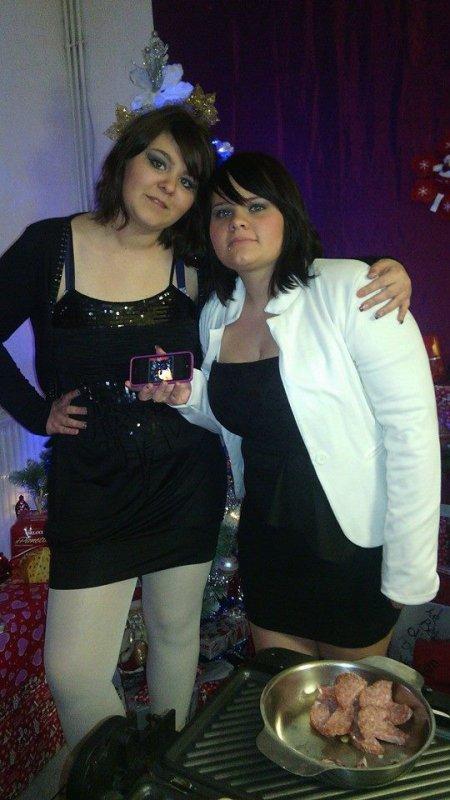 moi  et ma  cousine  zumelle