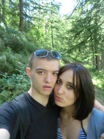 monfre et sa copine