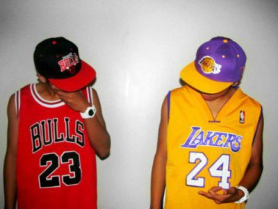 Chicago bull & Lakers !