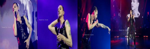 Nouvelles photos live ! Le groupe est toujours en tournée, jusqu'à juillet 2018. (cliquer sur l'image pour voir en plus gros).
