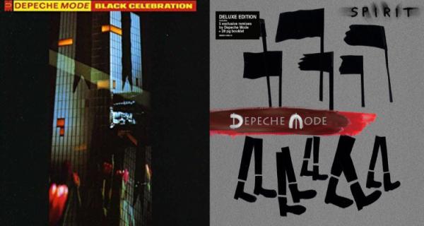 17 mars 1986 & 17 mars 2017 : Black Celebration & Spirit's Birthday ♥