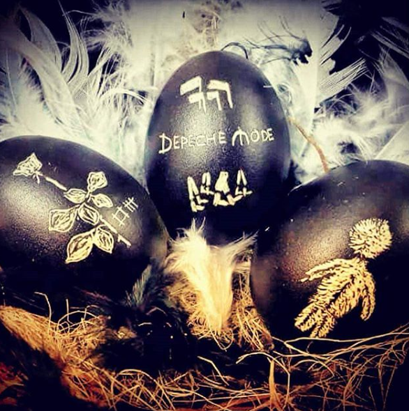 En ce jour de Pâques, Going Backwards en live et en qualité exceptionnel ♥