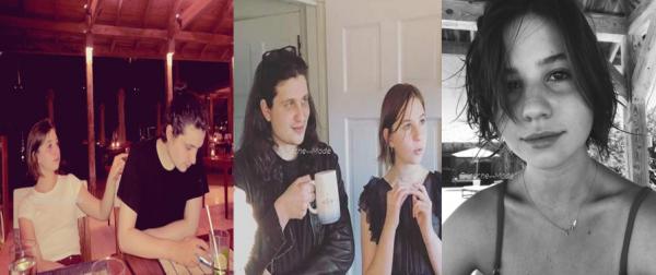 Nouvelles photos de Stella & son frère James posté par leur maman et Stella. La famille est en vacances aux Iles turques, où comme on a pu le voir dans la story de Jennifer, qu'il fait un temps super contrairement à NY. Depeche Mode reprendra sa tournée le 22 mai, et s'achèvera en juillet.