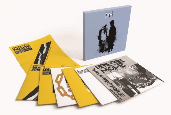"""Le 14 decembre sortiront les coffrets vinyles des singles extraits des albums """"Construction Time Again"""" & """"Some great reward"""". Ce seront les 4eme albums sur les 14 albums du groupe. Le groupe sortira donc encore 10 autres coffrets puisque tous leurs albums studios bénéficieront d'une sortie."""