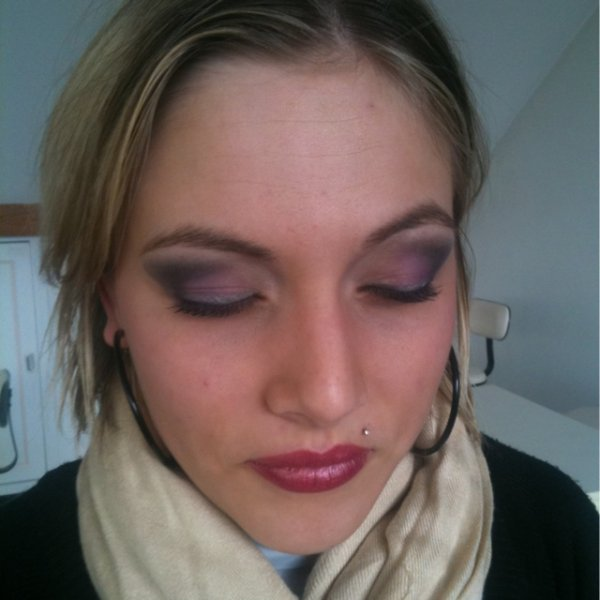 maquillage soiree by me