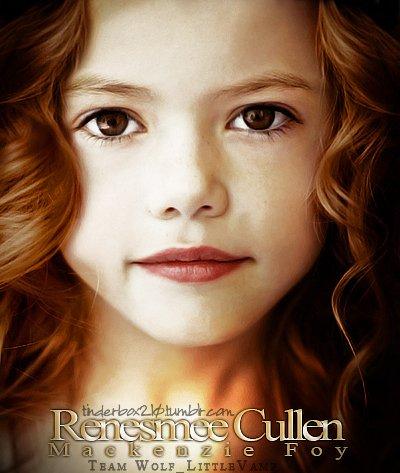 Mackenzie Foy alias Renesmée Cullen (Nessie)