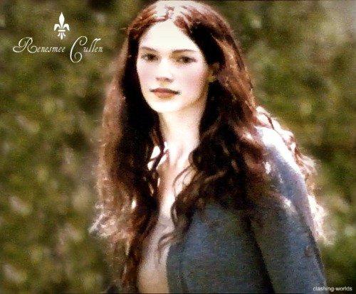 Mackenzie dans Twilight Révélation Partie 1