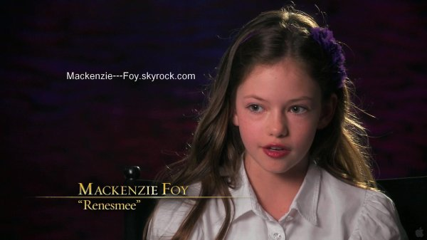 "Mackenzie et Nikki (+) Nouveau photoshoot (+) Photo Interview (+) Promo "" The Haunting Hour """