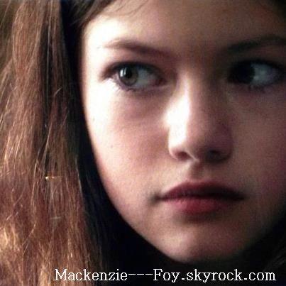 Un nouveau projet pour Mackenzie !