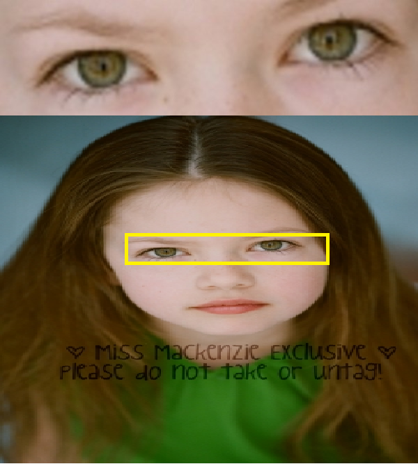 Ses yeux ♥