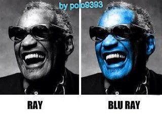 ray ou blueray