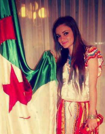 Proud to be tamazight, proud to be Algerian