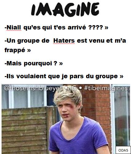 ❤ Pauvre Niall ❤