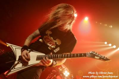 Alexi Laiho - Children of Bodom (Finlande)