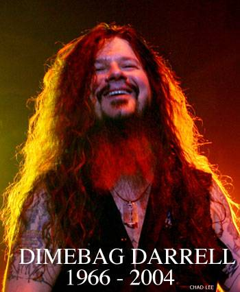 Dimebag Abott Darrell - Pantera (Texas - USA)