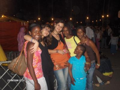 VENDREDI 23 JUIN 2006 A LA FIESTA !!
