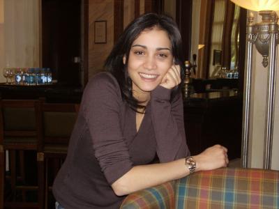 Morjana Alaoui la belle