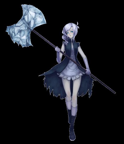 Kaly - Magicienne de Glace