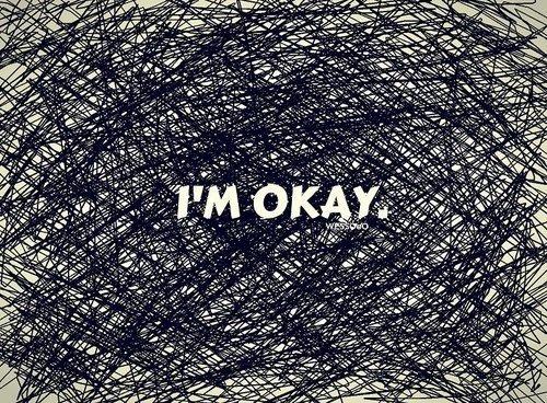 I'm fine thank you..
