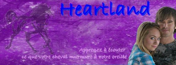 Fanfic Heartland