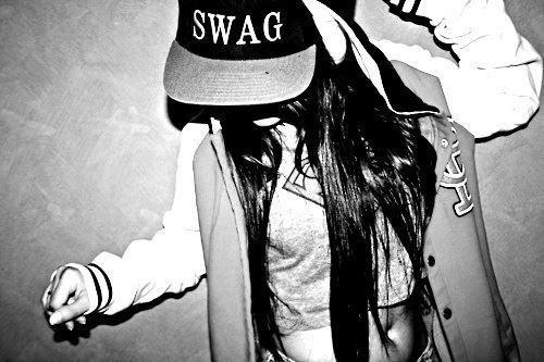 I am swag ; )