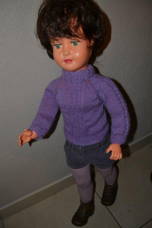 une poupée de foire