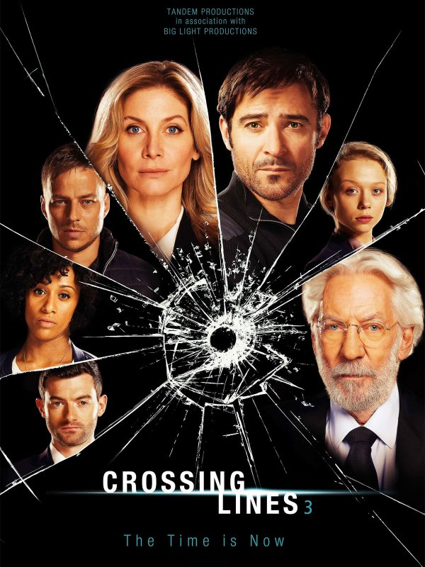 Saison 3 Crossing Lines