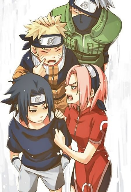 Naruto; OneShot: La cousine de mon meilleurs amis