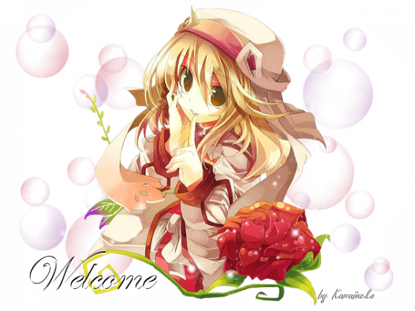 Bienvenue! (Welcome!)