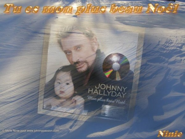 johnny avec sa fille