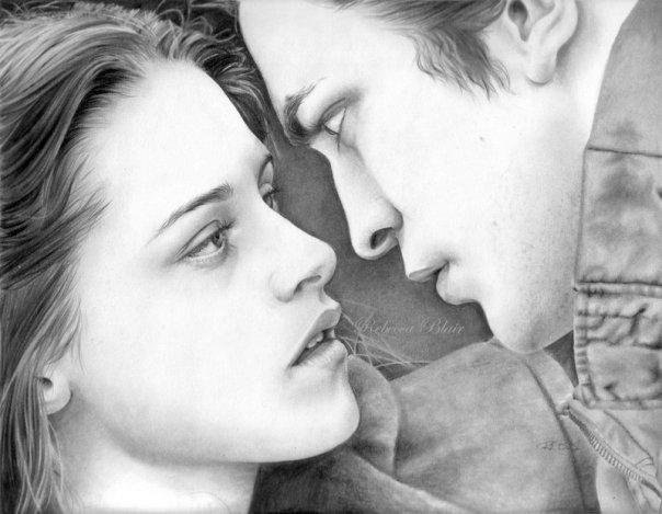 Edward - Bella - Jacob ! <3