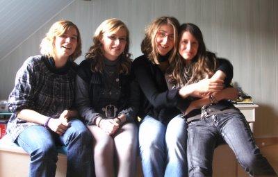 Les filles :) ♥