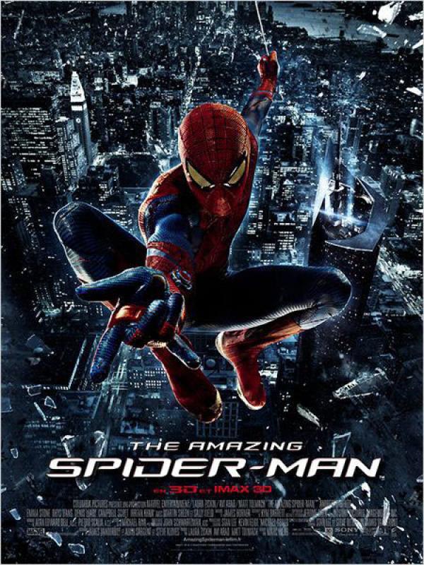 The Amazing Spider-Man (FILM)