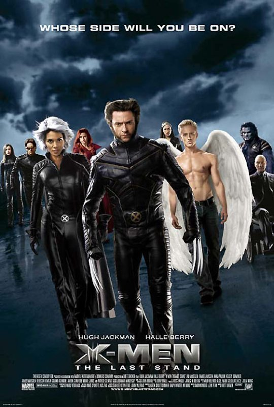 X-Men : L'Affrontement Final (FILM)