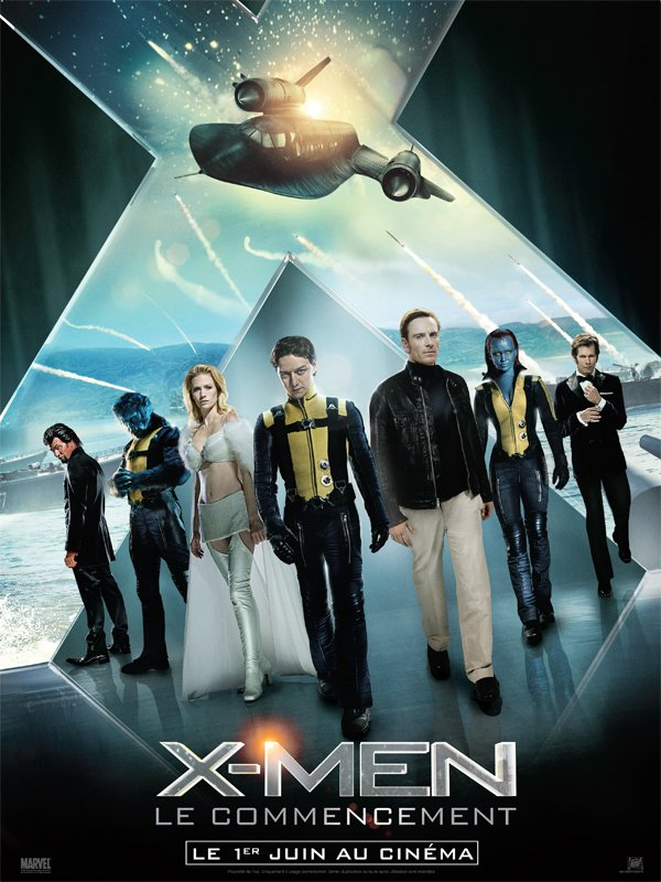 X-Men : Le Commencement (FILM)