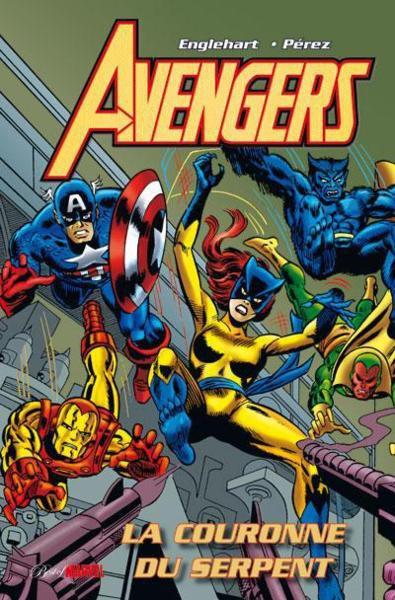 Avengers (BD)