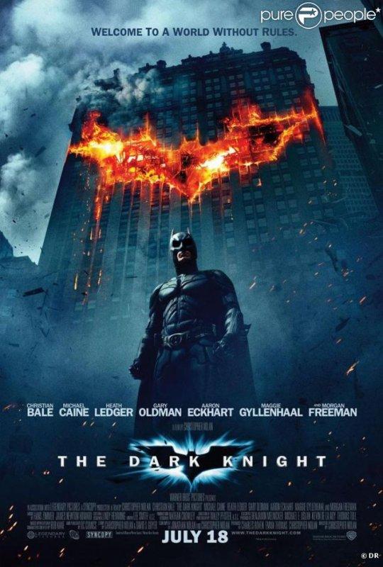 Batman : The Dark Knight : Le Chevalier Noir (FILM)