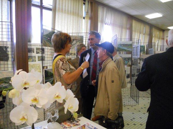 """Expo """"Voies d'Eau du Hainaut"""""""