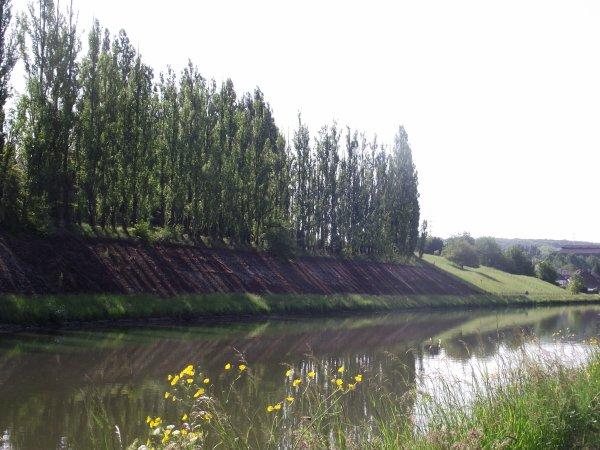 Clabecq (Tubize) canal de Charleroi Bruxelles