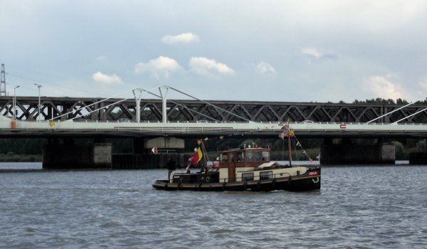 Nouveau pont fluvial pour Louvain