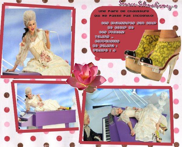 Encore De Nouvelles Photos Du Clip De Notre Belle Selena ! ♥
