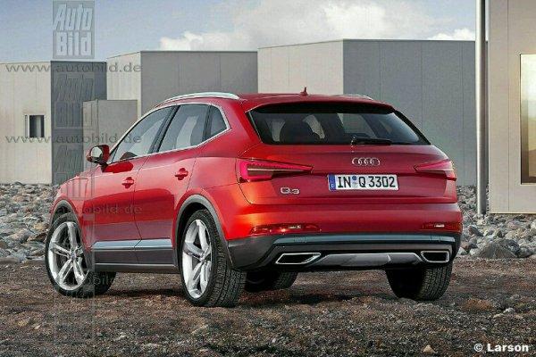 Audi q3 aussi en 2019