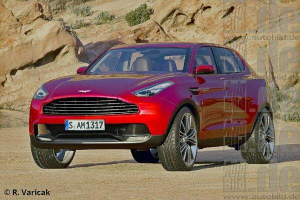 Aston martin suv pour 2019