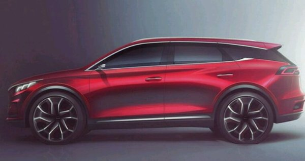 Byd suv concept