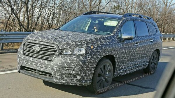 Subaru ascent ou tribeca 2 suv