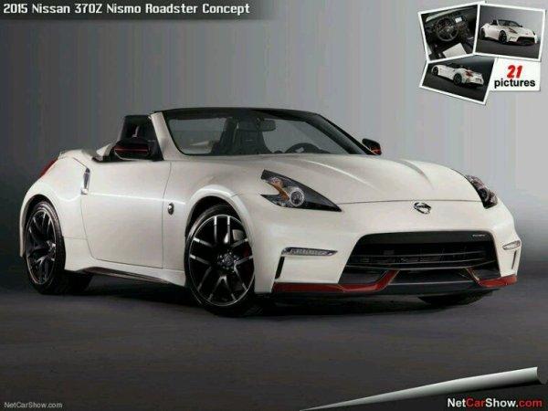 Nissan 270 z version nismo