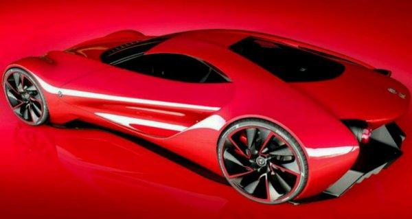 Alfa 6c concept
